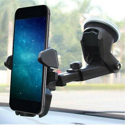 360° Rotatable Car Windscreen Suction Cup Mount Mobile Phone Holder Bracket HOT