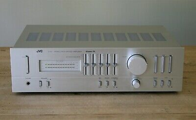 JVC A-X2 Super A Stereo Integrated Amplifier - MM Phono Stage, Made in Japan