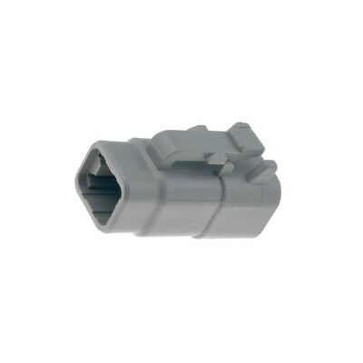 DTM06-4S-E007 Connector wire-wire DTM plug female PIN4 IP69K for cable DEUTSCH