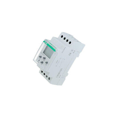 PCZ-525 Programmable time switch Range1 year SPDT 24÷264VAC DIN F AND F