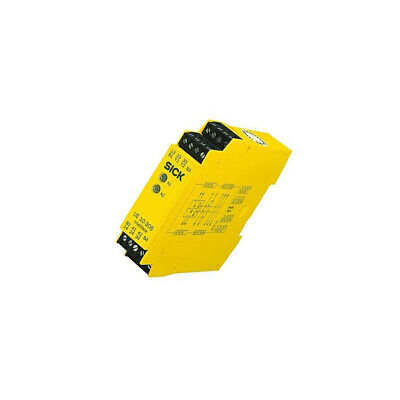 UE10-3OS2D0 Safety relay Outputs5 Mounting DIN Safety category0 24VDC SICK
