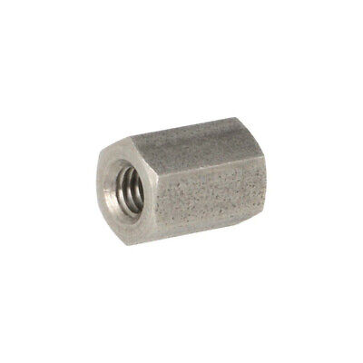 Int.thread: M4-100mm hexagonal TFF-M4X100//DR146 Spacer sleeve stainless