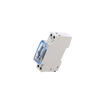 412780 Programmable time switch 30m÷24h SPDT 250VAC/16A 230VAC DIN T11 LEGRAND
