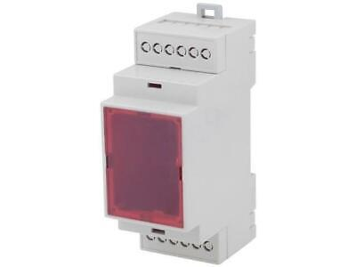 D9MG-IRC Enclosure for DIN rail mounting X159.5mm Y90.2mm Z57.9mm GAINTA