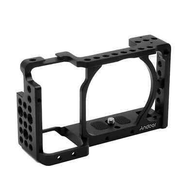 New Andoer Protective Camera Cage Stabilizer to Mount Monitor Accessories D4N7