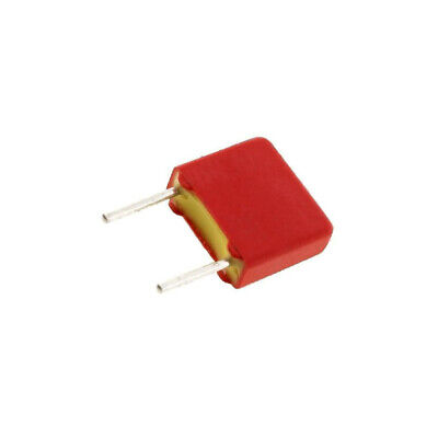 20x MKS4-220N//100-R Capacitor polyester 220nF 63VAC 100VDC Pitch10mm ±10/%  WIMA