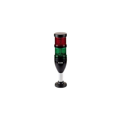 SL7-100-L-RG-24L Signal tower continuous light Colour red/green Eaton