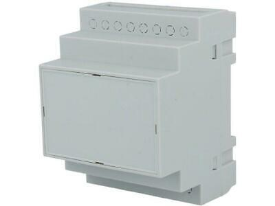 Z108J-PS Enclosure for DIN rail mounting Y90mm X70mm Z65mm grey KRADEX