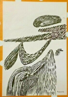 LOUISE BOURGEOIS - Inner Life (1985) - LITHOGRAPHIE RARE