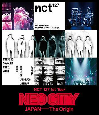 NCT 127 1st Tour 'NEO CITY : JAPAN - The Origin' (Blu-ray) Regular Edition