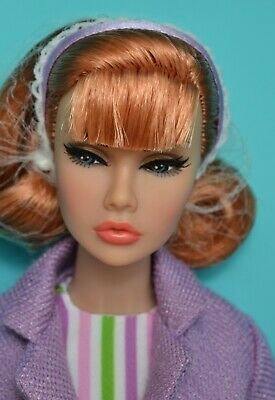 """Poppy Parker World At Her Feet DRESSED 12"""" DOLL City Sweetheart Collection NEW"""