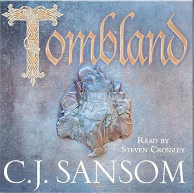 Tombland by C. J. Sansom New CD-Audio Book
