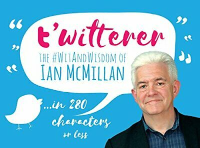 t'witterer by Ian McMillan New Paperback Book