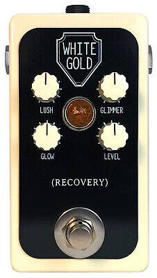 Recovery Effects White Gold Guitar Synth Pedal Effect Octave Harmony Modulation