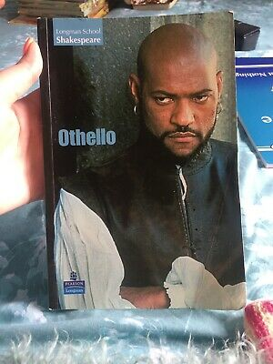 Longman School Shakespeare Othello William Shakespeare Text And Notes