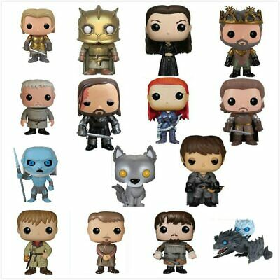 Funko POP Song Of Ice And Fire Game Of Thrones Collectible Model Toys PVC