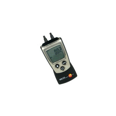 TESTO510 Differential manometer Man.series Pocket 0÷0.1bar IP40 TESTO