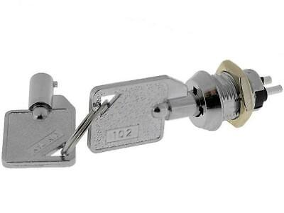 S-102-2 Switch key switch 2-position Switch.method ON-OFF Ø12mm 90° HIGHLY