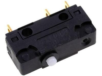 V4NCT7 Microswitch without lever SPDT 5A/250VAC ON-ON 1-position SAIA-BURGESS