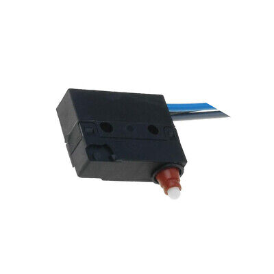 V4LSK2 Microswitch with lever SPDT 5A/250VAC Leads500mm wires SAIA-BURGESS