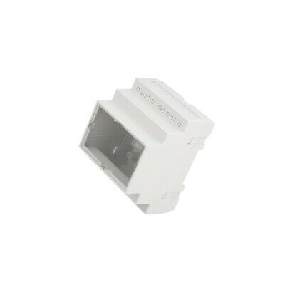 Z-108JFP-ABS-V0 Enclosure for DIN rail mounting X70mm Y90mm Z65mm ABS KRADEX