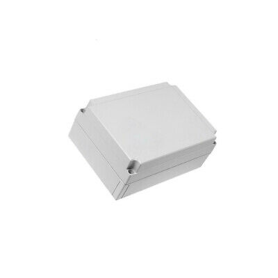 ABS200/100HG Enclosure multipurpose MNX X180mm Y255mm Z100mm ABS grey FIBOX