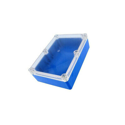 Z-74H/BL Enclosure multipurpose X126mm Y176mm Z57.4mm ABS blue Z74HBLUE KRADEX