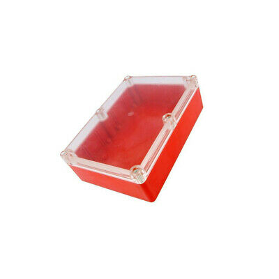 Z-74H/RD Enclosure multipurpose X126mm Y176mm Z57.4mm ABS red IP65 Z74HRED