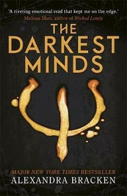A Darkest Minds Novel: The Darkest Minds by Alexandra Bracken New Paperback Book