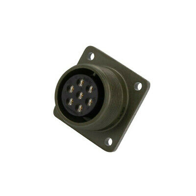 DS3102A16S-1S Connector military Series DS/MS socket female PIN 7 13A