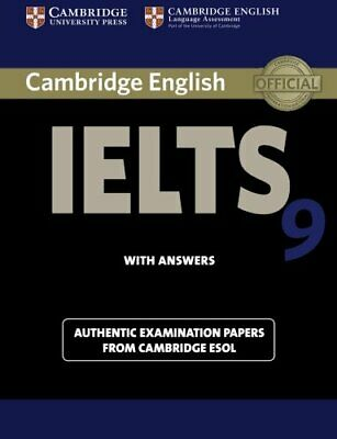 IELTS Practice Tests by Cambridge ESOL New Paperback Book