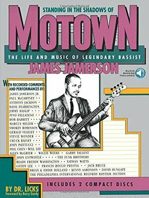 Standing In The Shadows Of Motown by Licks New Paperback Book
