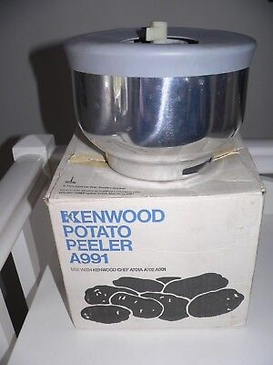 KENWOOD CHEF - Potato Peeler A991 (Fits all Chefs) Excellent condition.