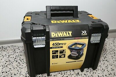 Dewalt 18V Red Rotary Laser Level Kit DCE074D1R-XE