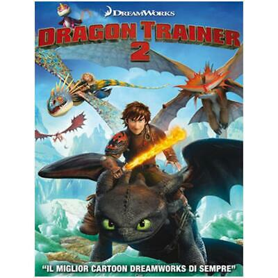 DVD Dragon Trainer 2 - Édition Italienne
