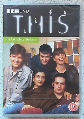This Life Complete Series 1 Dvd (Region 2 Uk)  !Fast Free Postage! New & Sealed