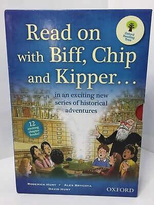 Reading With Biff, Chip And Kipper, Oxford Reading Tree. Early Learning.