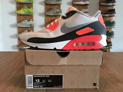 new product cf898 15109 Nike Air Max 90 Hyp NRG QS US 12 46 2012 ( Hyperfuse OG Print Infrared
