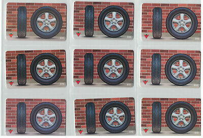 Canadian Tire Gift Cards - FA2-10 Gift Cards- All Different lot# ctc 1720