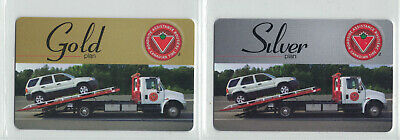 Canadian Tire Gift Cards - Roadside Assistance  lot# ctc 899