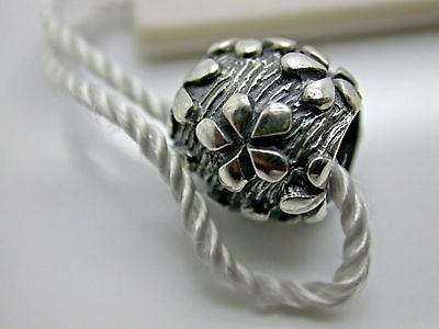 "Persona Sterling Silver /""Braided/"" Bead Charm H1250P1"