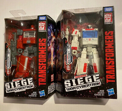 Transformers Siege Generations War for Cybertron Deluxe Ironhide Action Figure