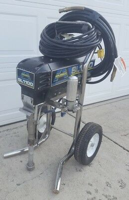 Graco Airlessco Sl1100 Electric Airless Paint Sprayer