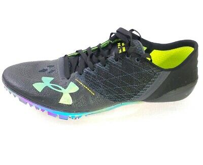 146a214477cd4 Under Armour mens size 8 track and field shoes Speedform sprint 2 spikes