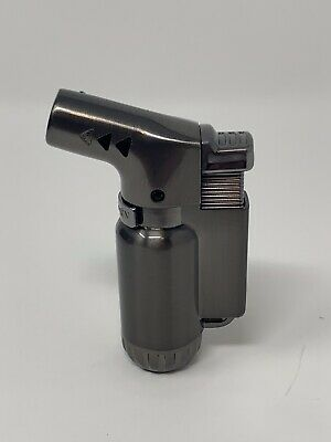 Compact Jet Butane Lighter Torch Turbo Gas Cigarette 1300 C Fire Windproof pipe