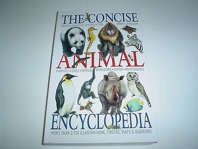 The Concise Animal Encyclopedia Paperback New