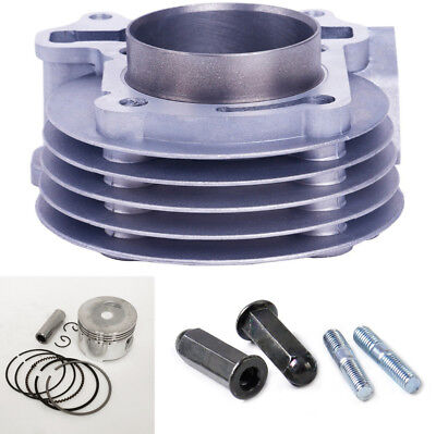 50mm Big Bore Cylinder Rebuild Kit for GY6 100cc Chinese Scooter Engine 139QMB