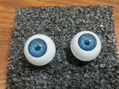 Mini World Doll Eyes Round w/Stem Type Choice of Color & Size