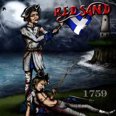 Red Sand - 1759 Sealed 2016 Digicd Canadian Classic Neo Prog Rock