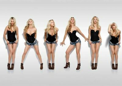 KALEY CUOCO BIG BANG Hollywood Celebrity Poster TV Movie Poster 24 in by 36 in 6